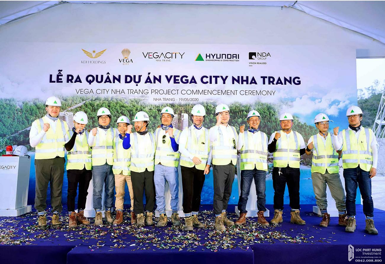 Đối tác dự án Vega City Bãi Tiên Nha Trang chủ đầu tư KDI Holdings
