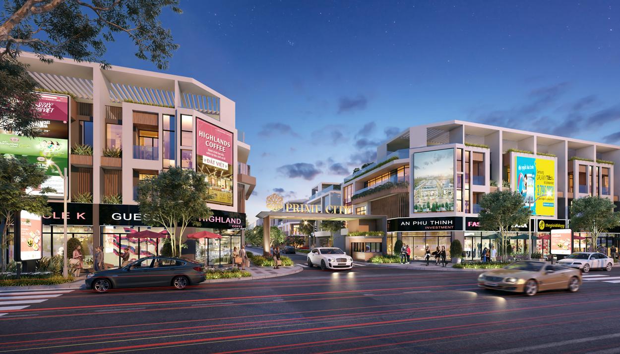 Trung tâm thương mại Eden Mall