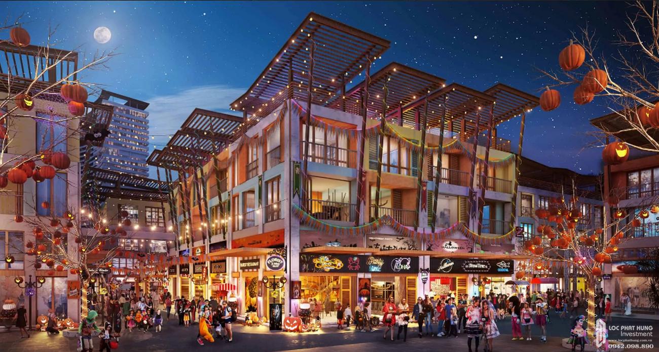 Kinh tế đêm dự án Vega City Bãi Tiên Nha Trang chủ đầu tư KDI Holdings - thành phố ánh sáng