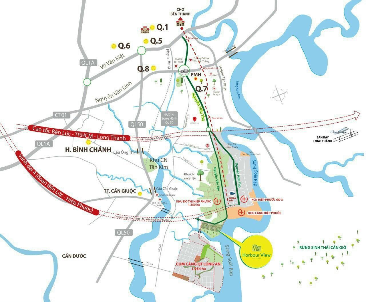 Cập nhật bảng giá Hiệp Phước Harbour View | Giá Bán Mới Nhất【03/2021】Từ Chủ Đầu Tư Thuận Thành 2021 6