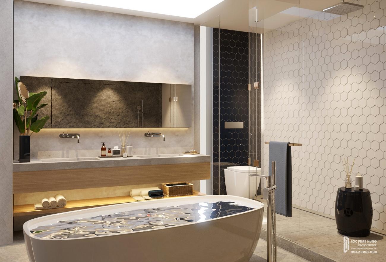 Nhà mẫu dự án nhà phố Meyhomes Capital Phú Quốc Đường Trần Hưng Đạo chủ đầu tư Tân Á Đại Thành