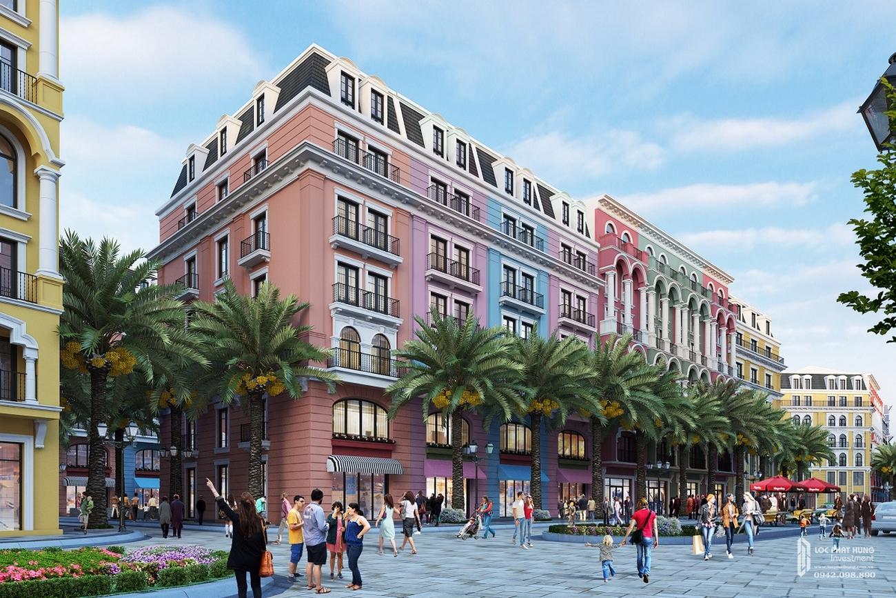 Tiện ích dự án nhà phố Marina Square huyện Phú Quốc Đường Bãi Trường, xã Dương Tơ chủ đầu tư BIM Group