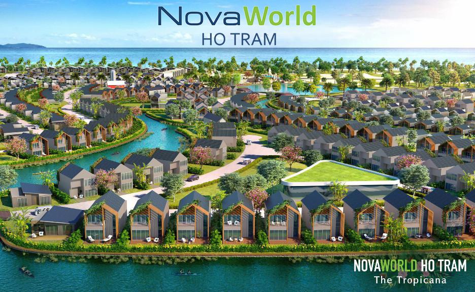 Novaworld Hồ tràm