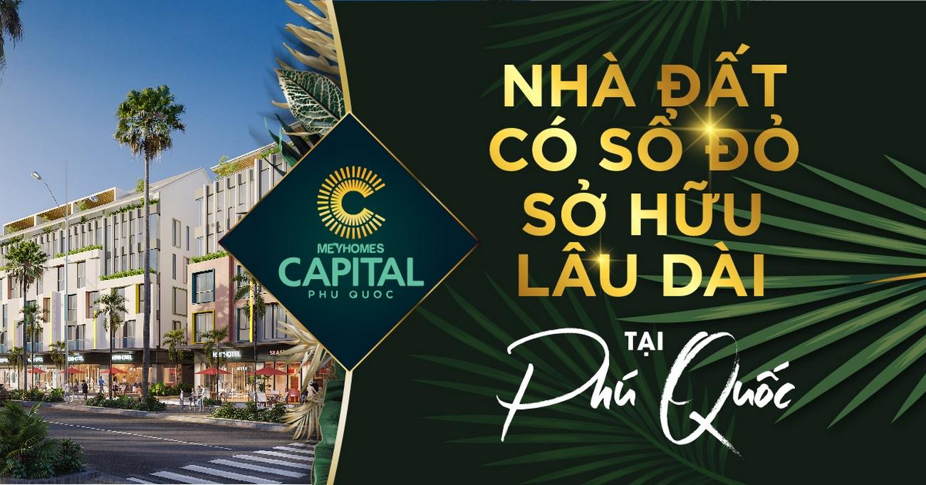 Phối cảnh tổng thể dự án căn hộ chung cư Meyhomes Capital Phu Quoc phu quoc Đường Trần Hưng Đạo chủ đầu tư Tân Á Đại Thành