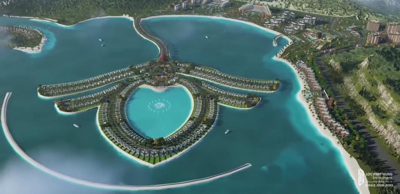 Thiết kế dự án Shophouse Selavia Bay Phú Quốc Phú Quốc Đường Dương Tơ chủ đầu tư TTC Phú Quốc