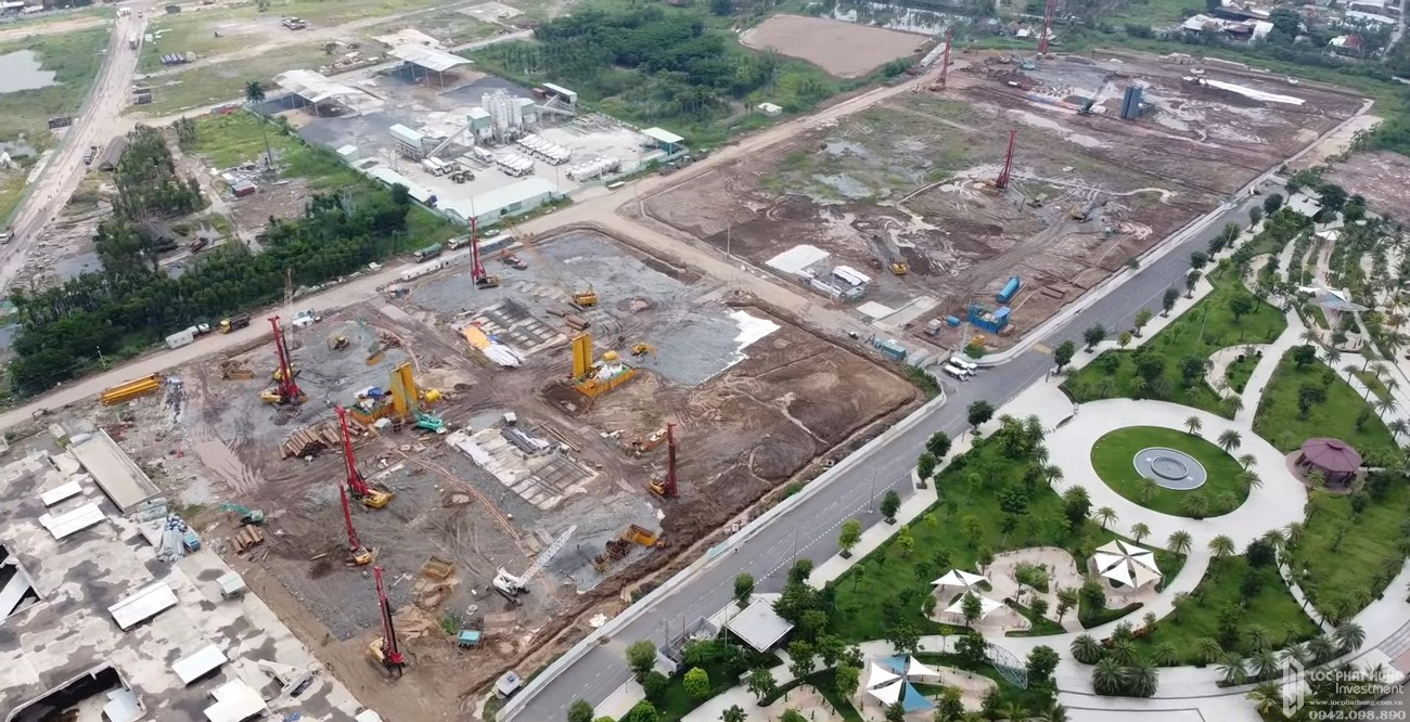 Tiến độ dự án căn hộ chung cư The Beverly Quận 9 chủ đầu tư Vingroup