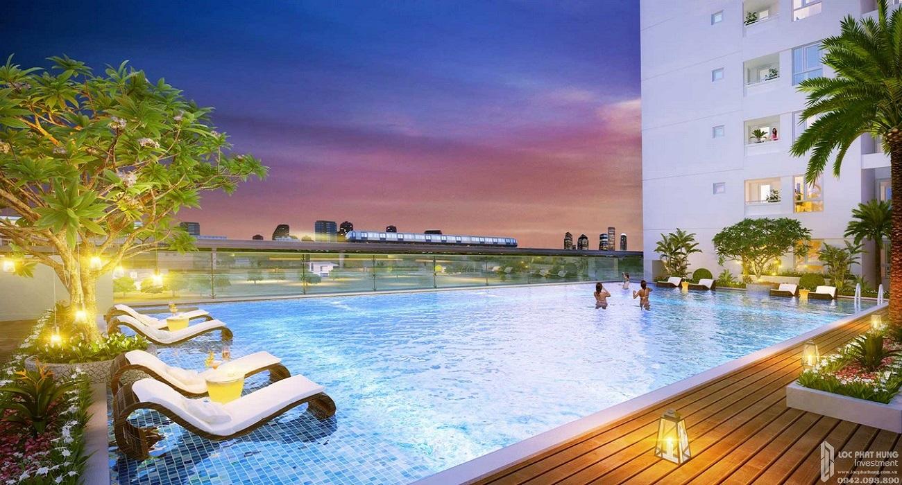 Tiện ích dự án căn hộ chung cư Vinhomes Đức Hòa chủ đầu tư Vingroup