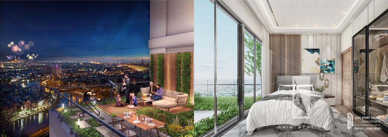 Tiện ích dự án căn hộ D Aqua Quận 8 chủ đầu tư DHA Corp