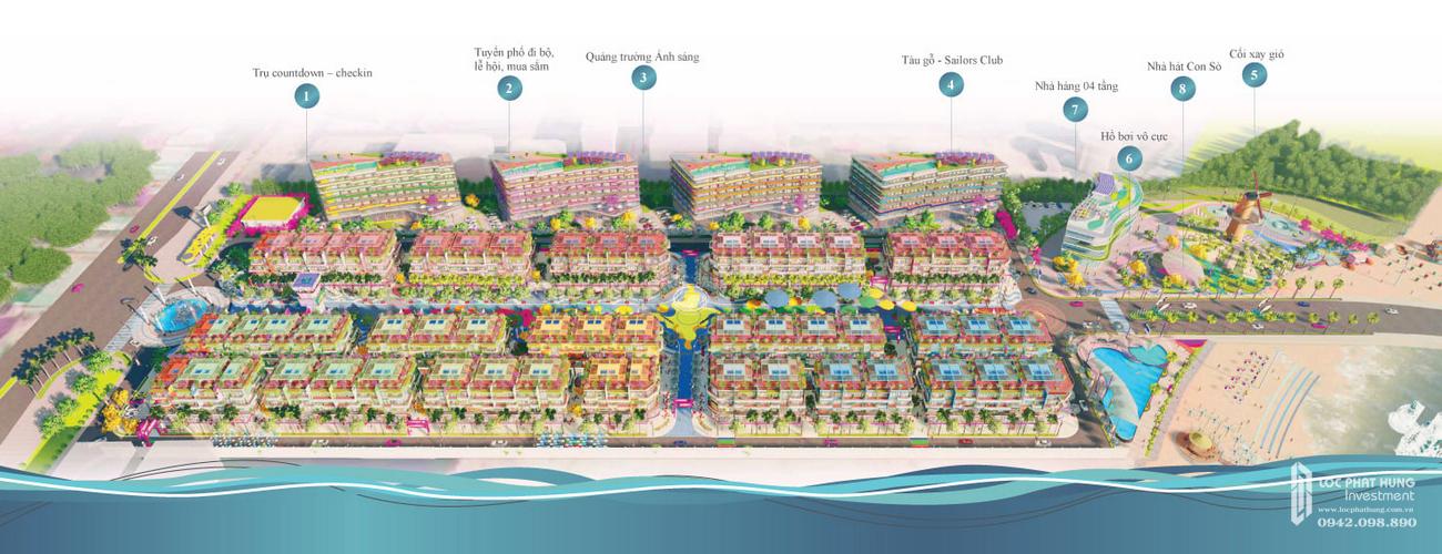 Tiện ích dự án Shophouse Selavia Bay Phú Quốc Phú Quốc Đường Dương Tơ chủ đầu tư TTC Phú Quốc