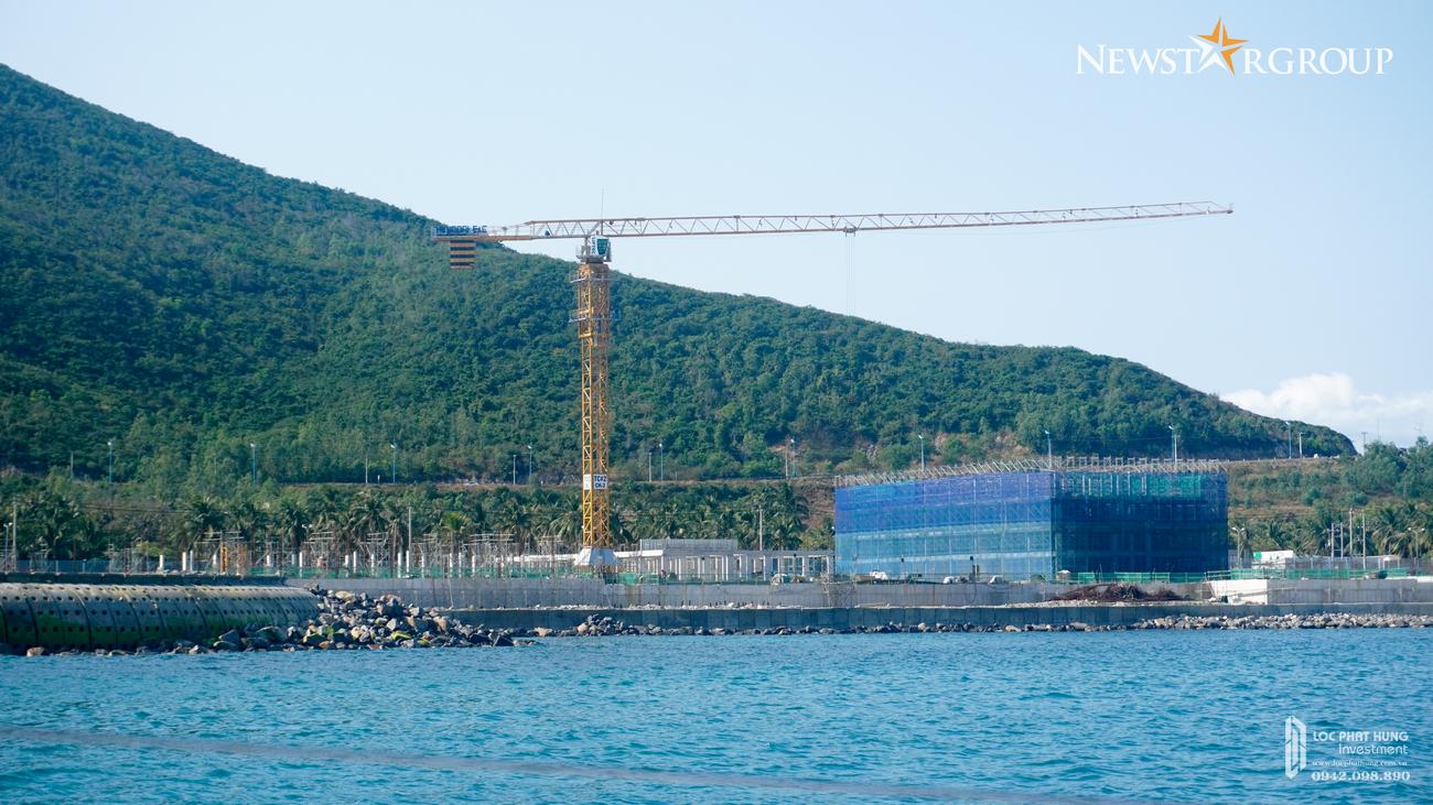 Trải nghiệm du thuyền dự án Vega City Bãi Tiên Nha Trang chủ đầu tư KDI Holdings