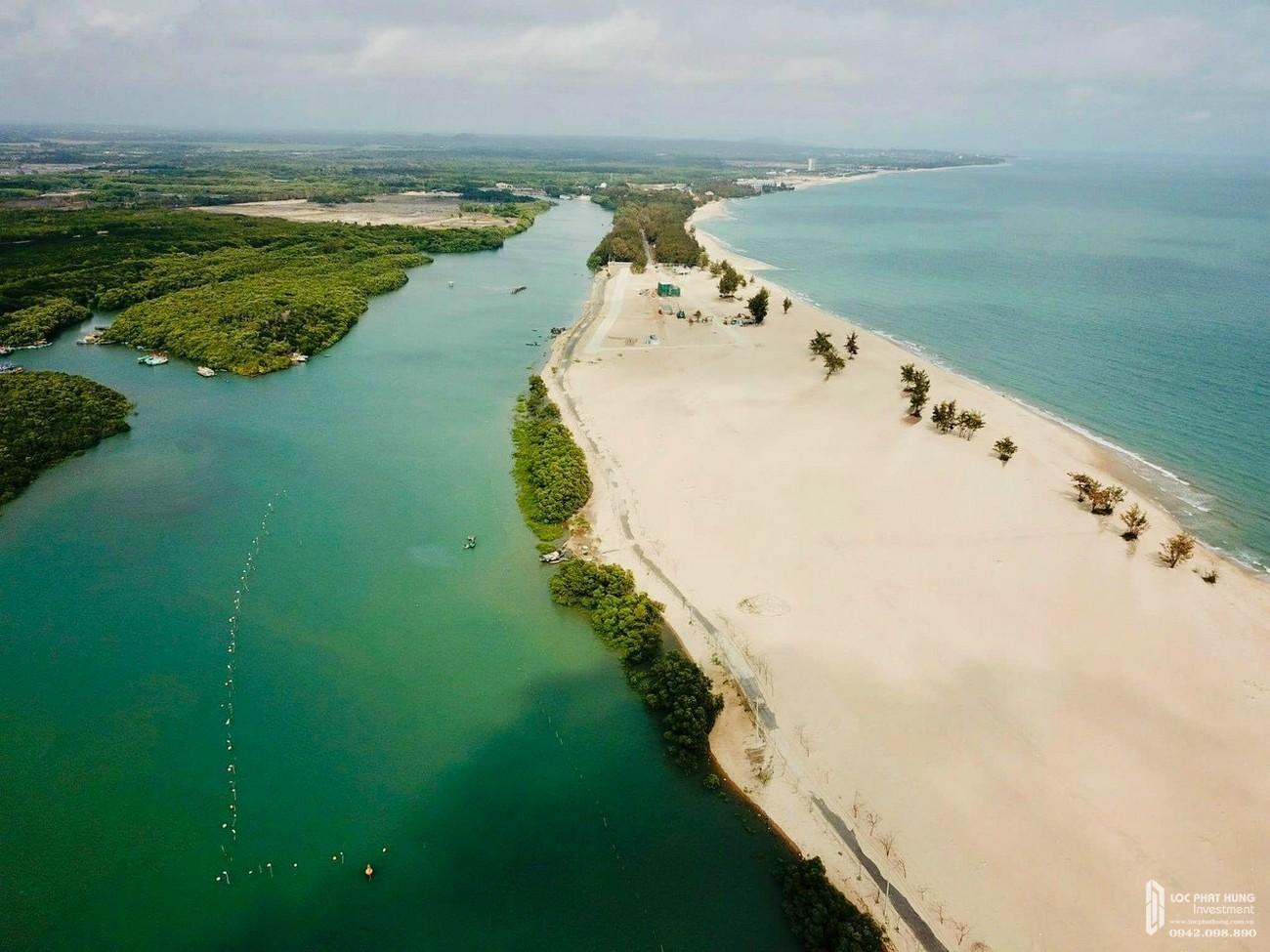Tiến độ Habana Island Novaworld Hồ Tràm tháng 3/2021