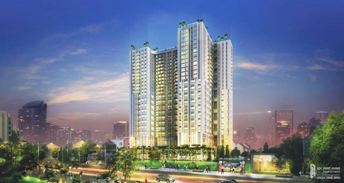 Dự án Ascent Plaza địa chỉ Nơ Trang Long