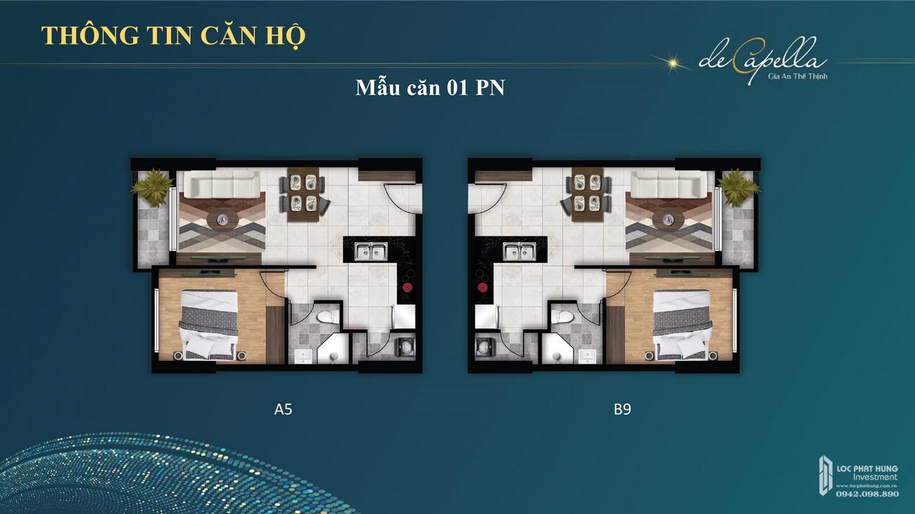 Thiết kế dự án căn hộ De Capella Quận 2 Đường Lương Định Của chủ đầu tư Quốc Cường Gia Lai