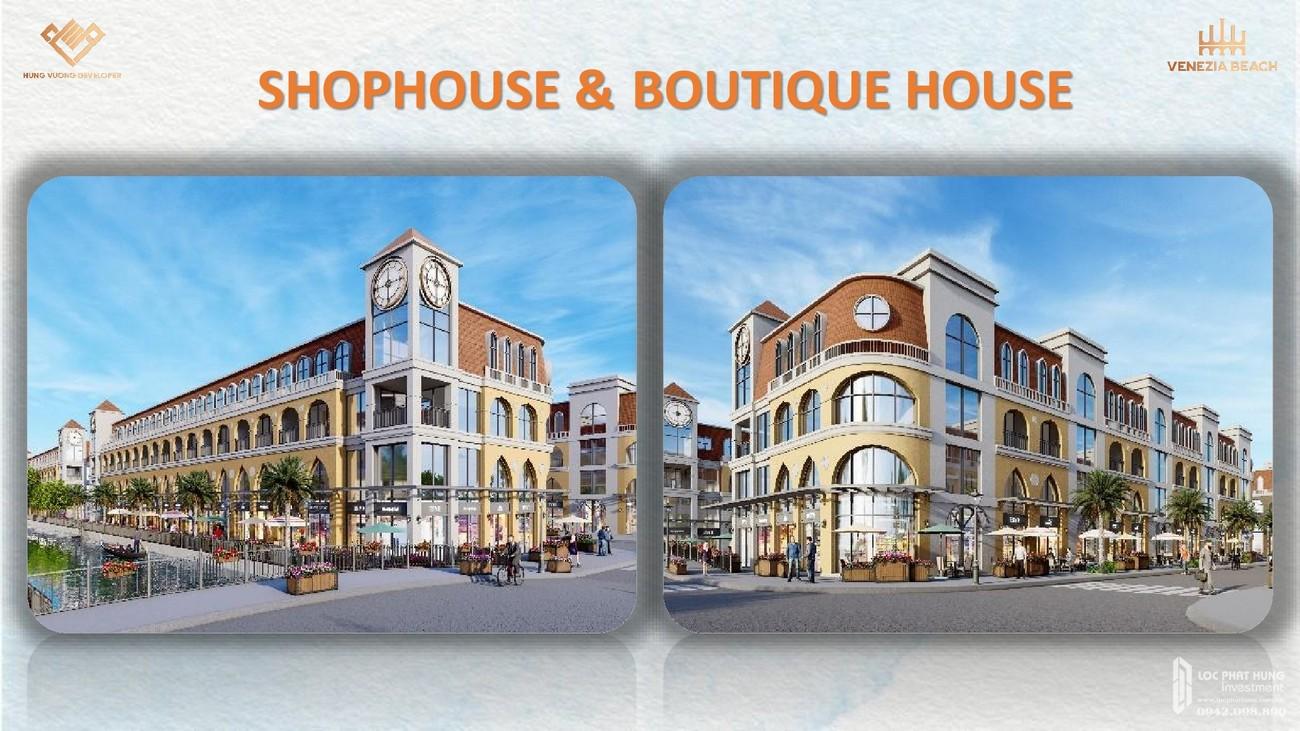 Shophouse & Boutique House