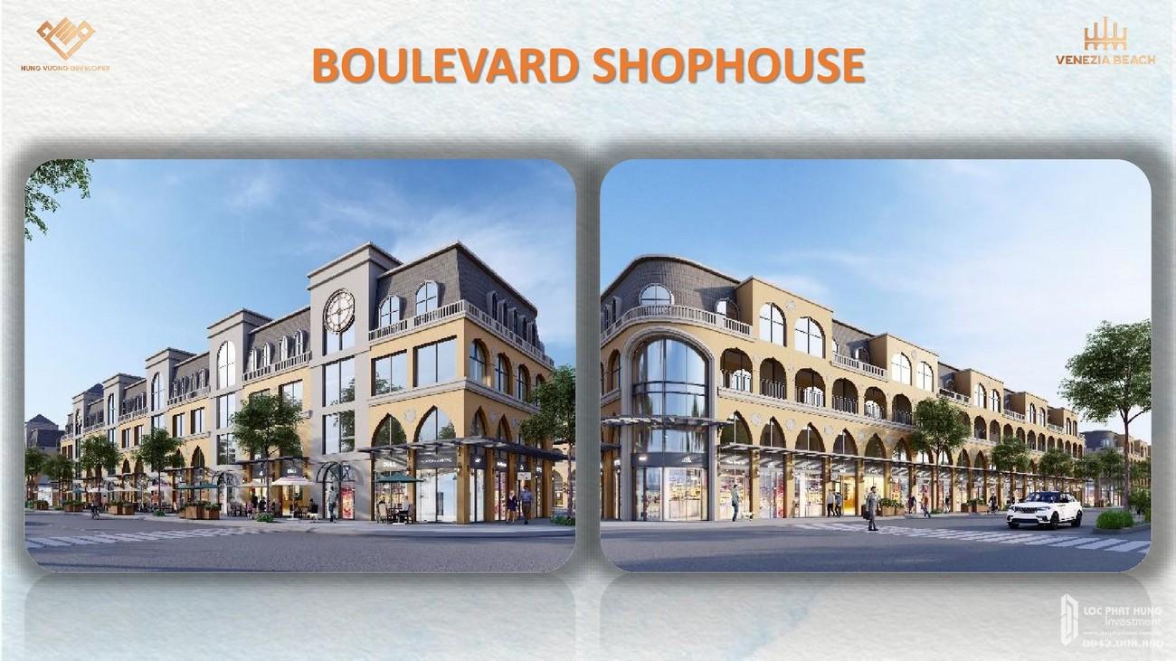 Boulevard Shophouse