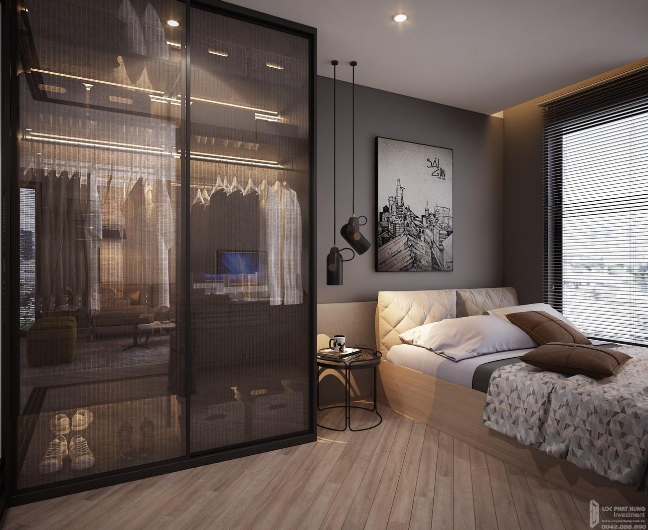 Nhà mẫu dự án căn hộ De Capella Quận 2 Đường Lương Định Của chủ đầu tư Quốc Cường Gia Lai