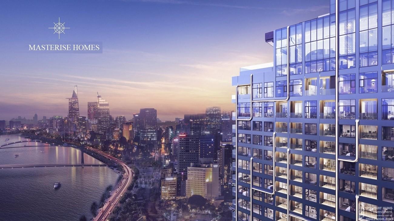 Giá bán Grand Marina Saigon tháng 4/2021
