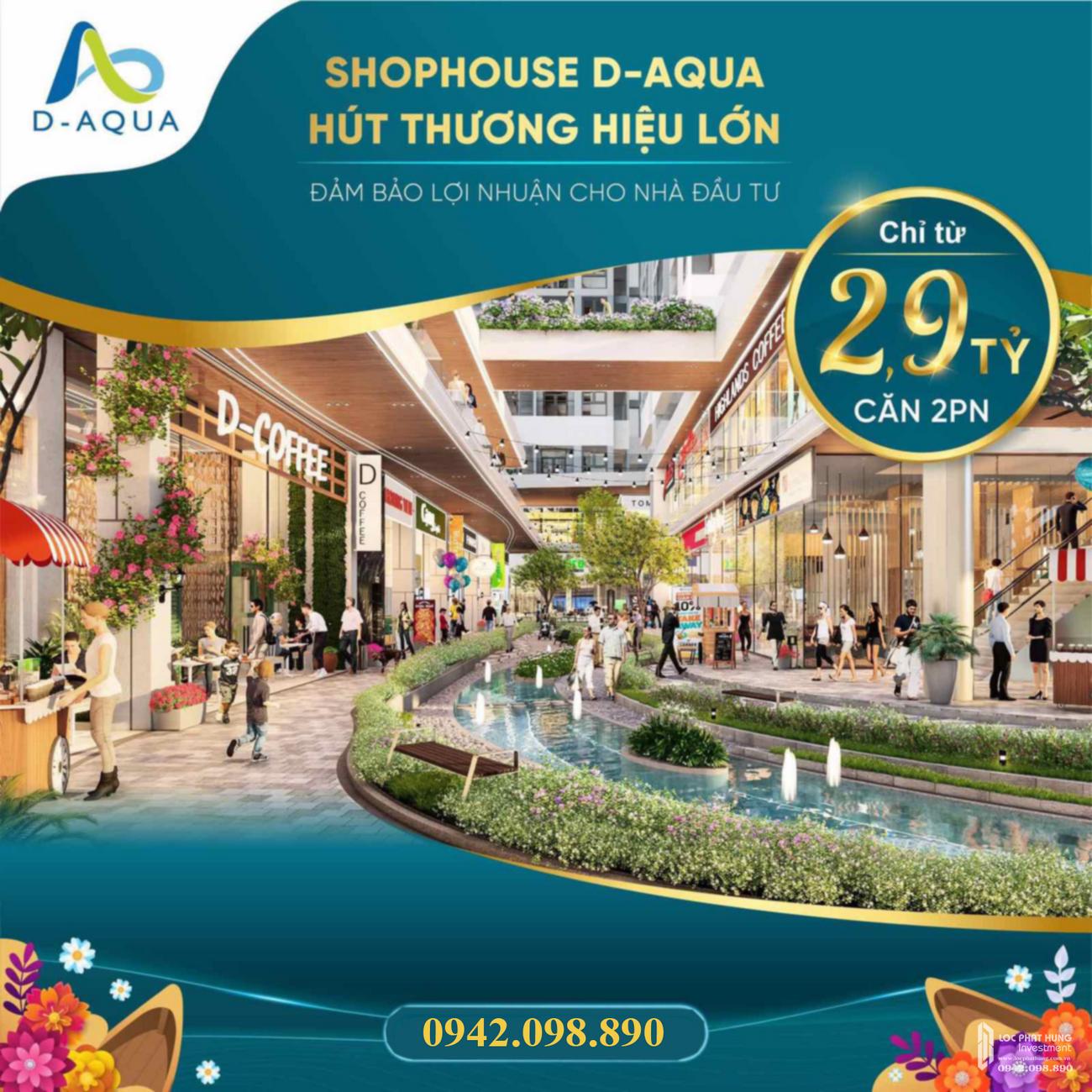 Shophouse D-aqua