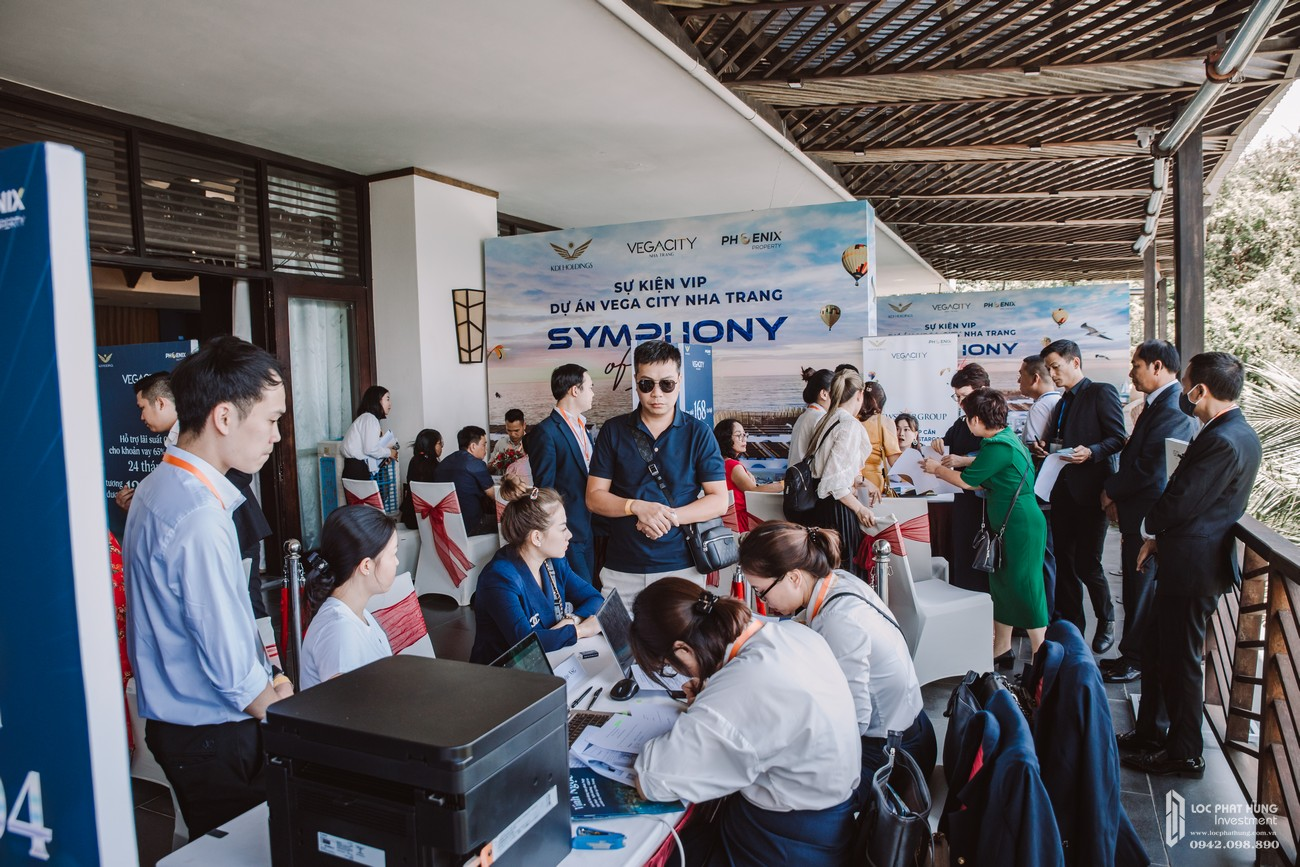 Sự kiện Vip dự án Vega City Nha Trang chủ đầu tư KDI Holdings