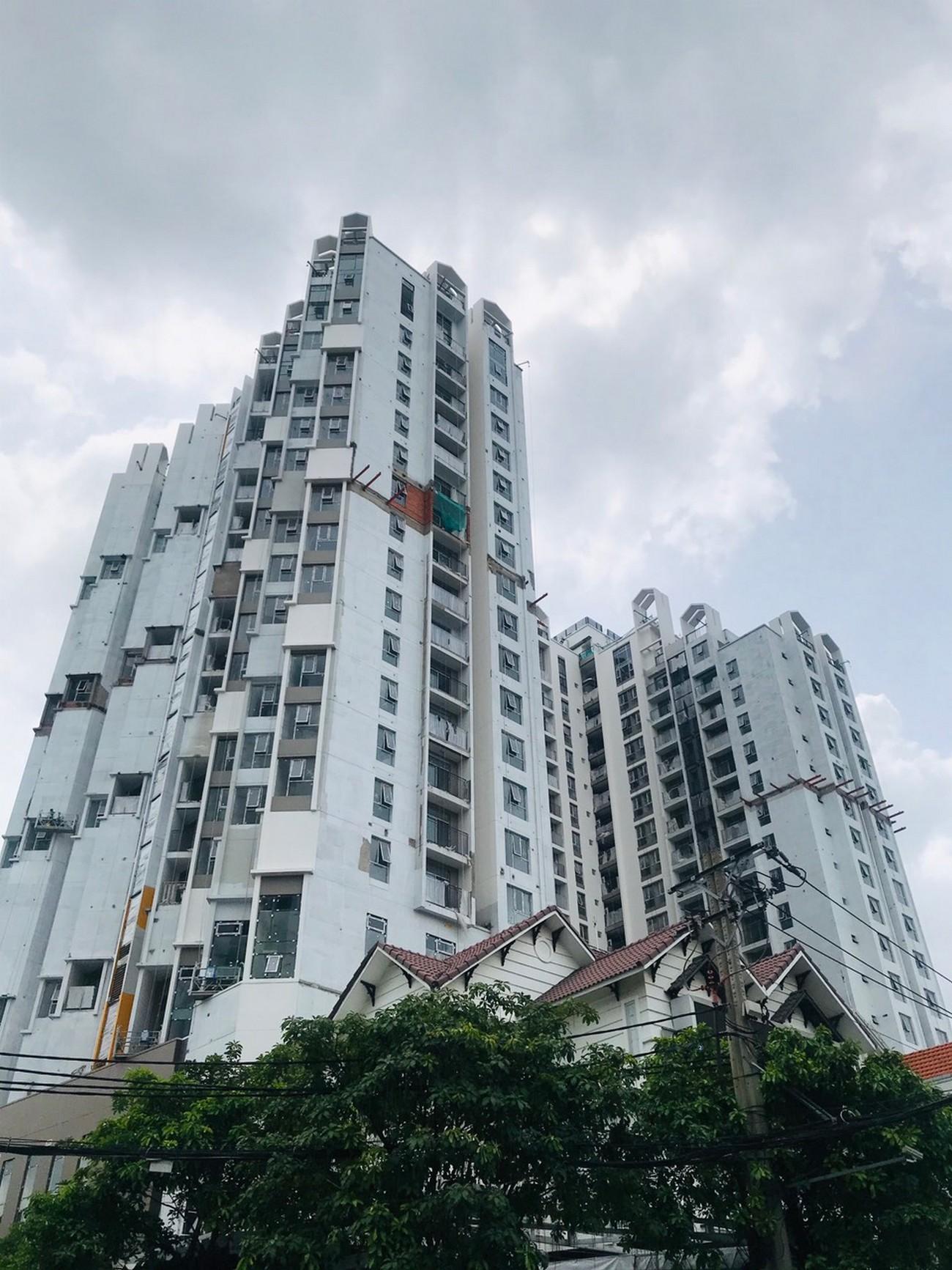 Tiến độ dự án căn hộ chung cư Asiana Capella Quận 6 Đường Trần Văn Kiểu chủ đầu tư Gotec Land