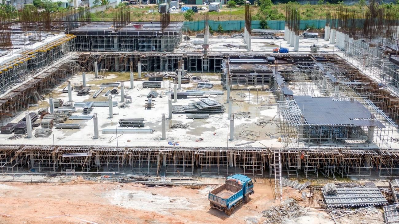 Tiến độ dự án căn hộ Lavita Hưng Thịnh Thuận An Bình Dương