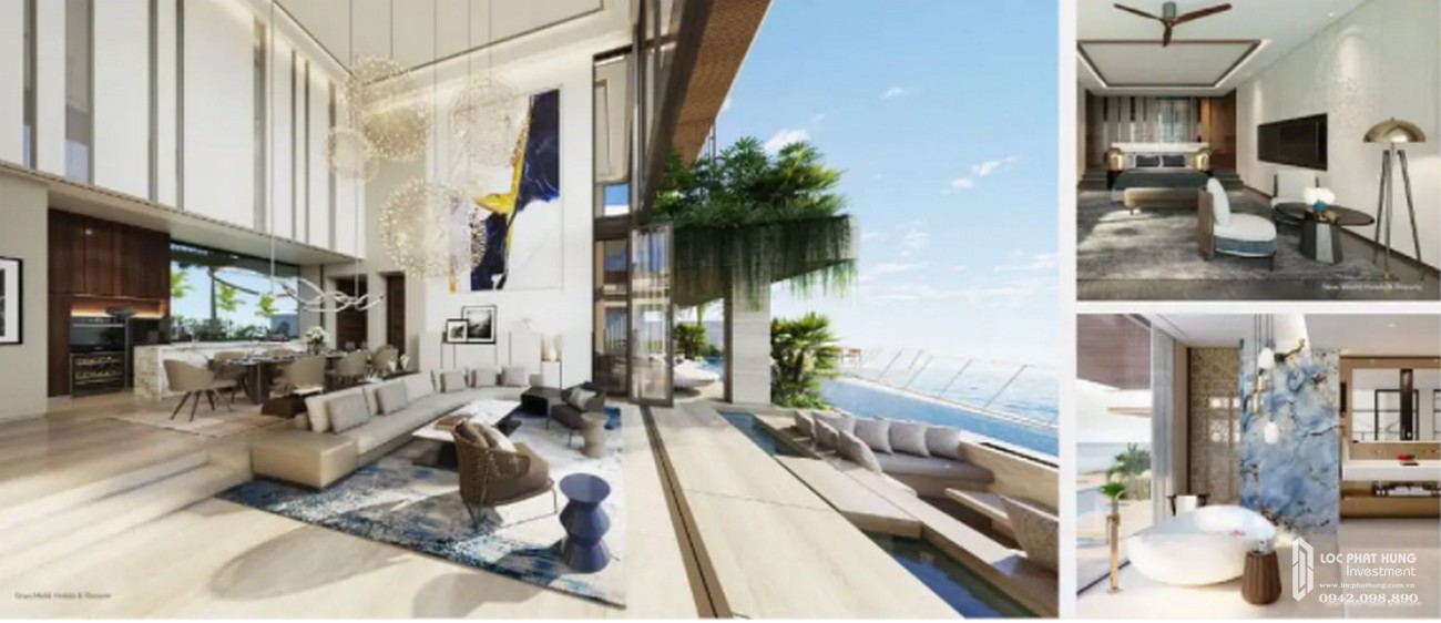 Biệt thự, nhà phố Vega City Bãi Tiên Nha Trang chủ đầu tư KDI Holdings