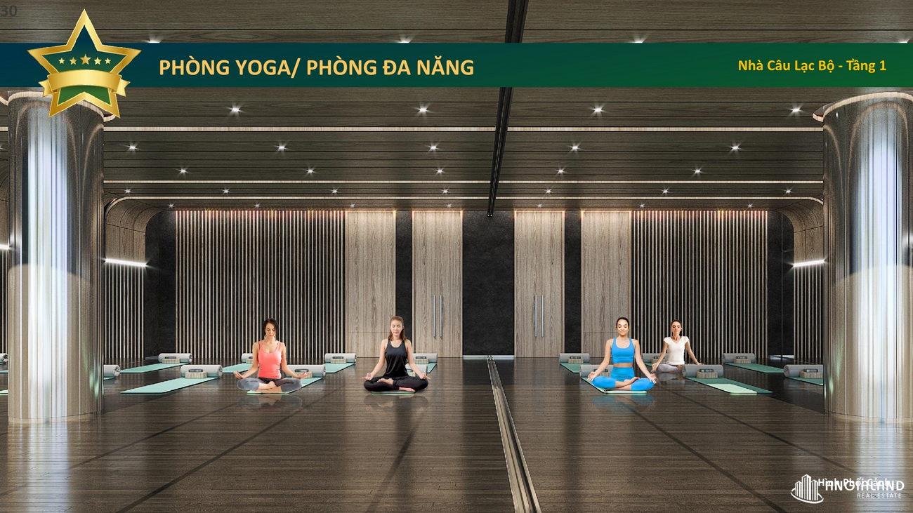 Phòng tập Yoga