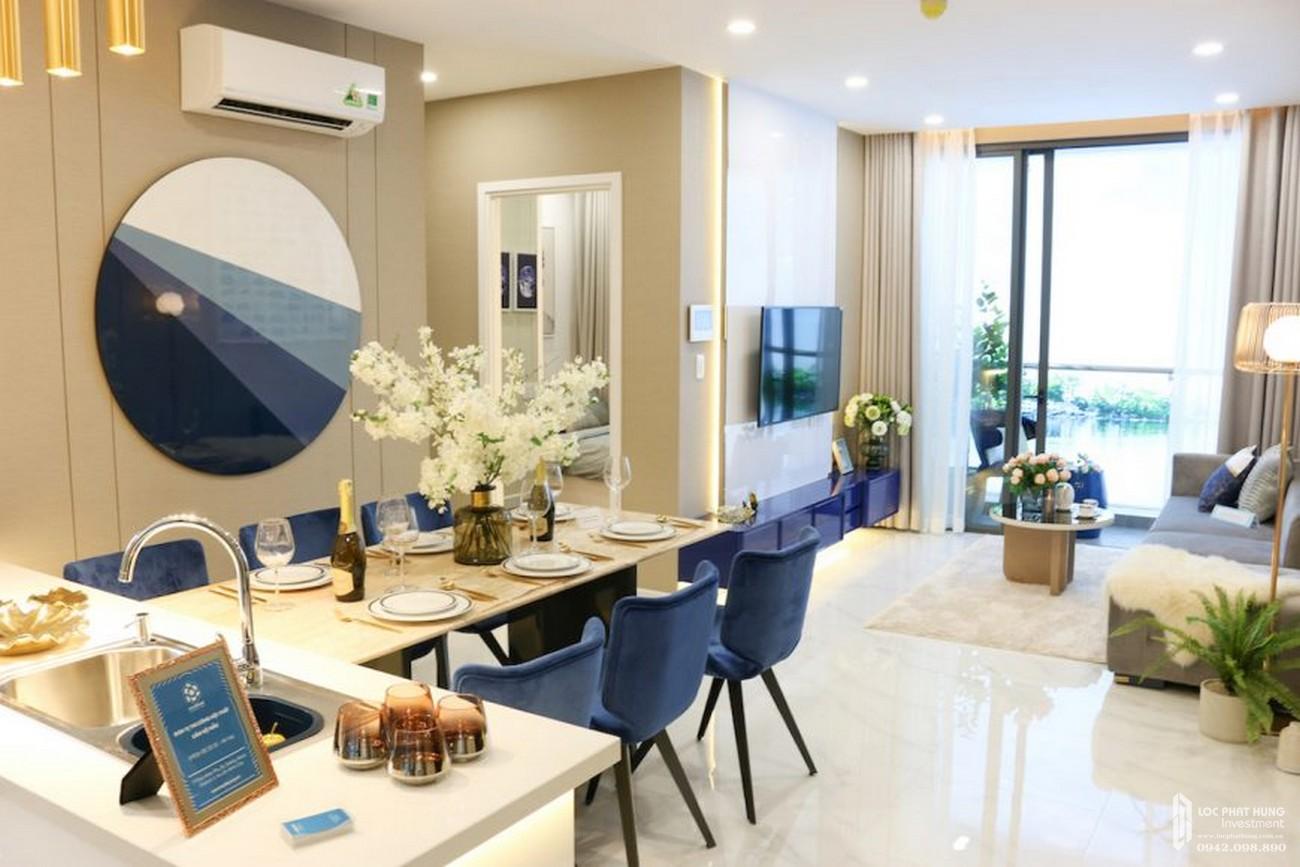 Nhà mẫu dự án Ben Hill Thuận An chủ đầu tư Ben House Việt Nam
