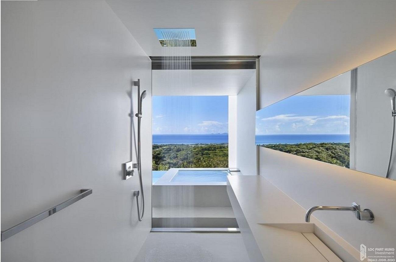 Nhà mẫu dự án biệt thự Apec Mandala Sky Villas Tuy Hòa chủ đầu tư Apec Group