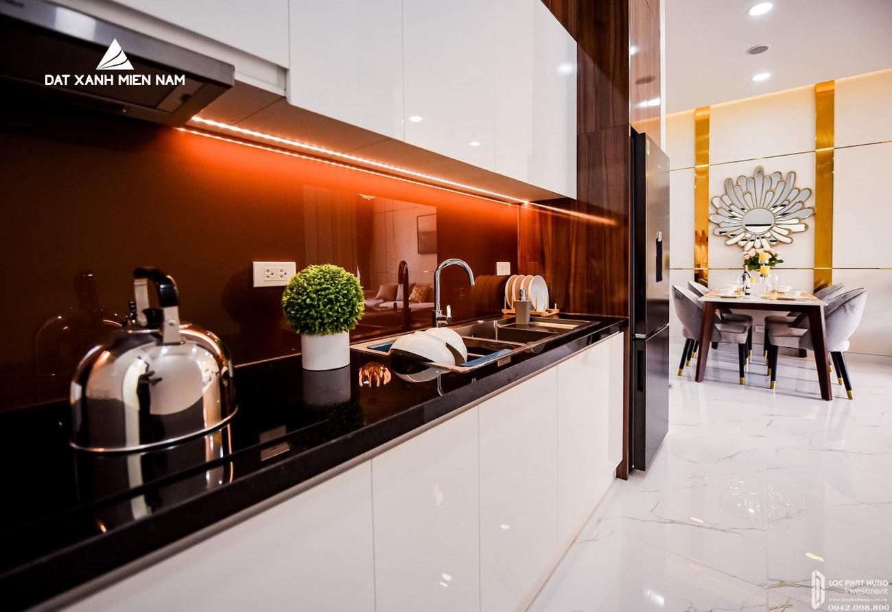 Nhà mẫu dự án căn hộ 2 phòng ngủ LDG Sky Bình Dương