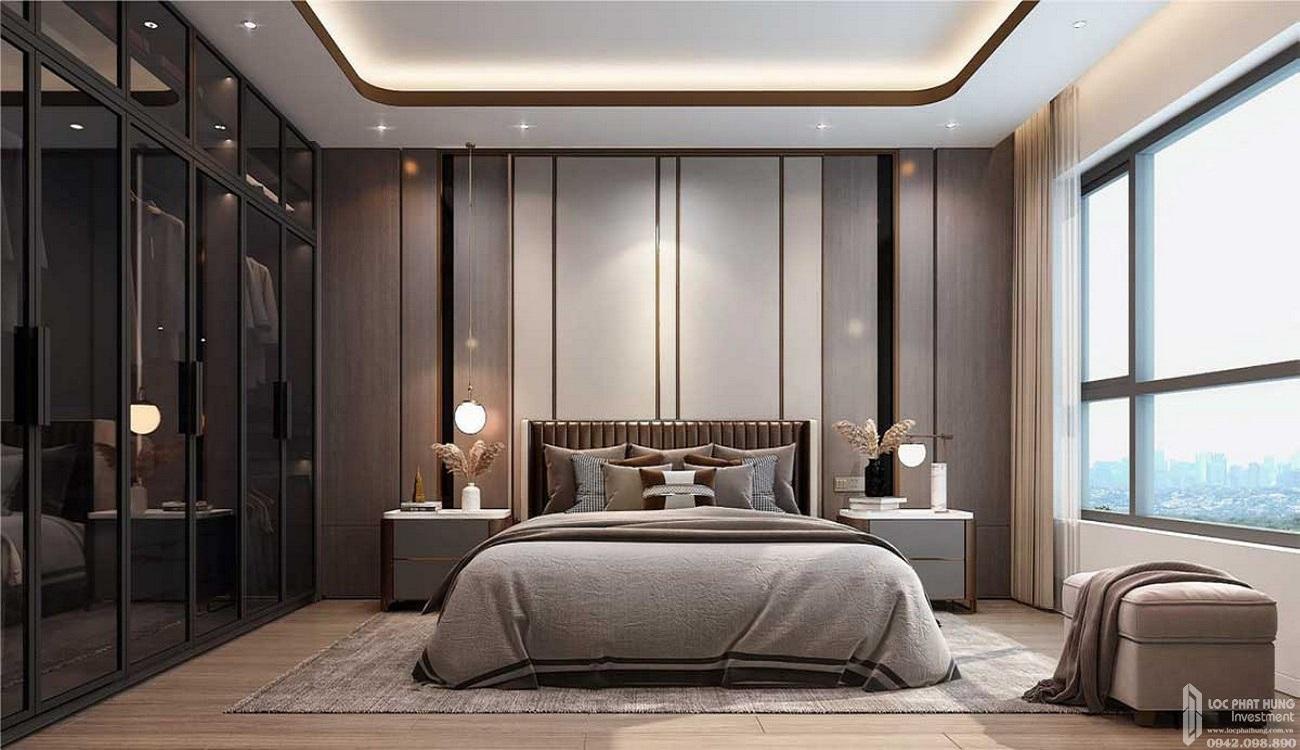 Nhà mẫu dự án căn hộ chung cư Celesta Heights Nhà Bè Đường Nguyễn Hữu Thọ chủ đầu tư Keppel Land
