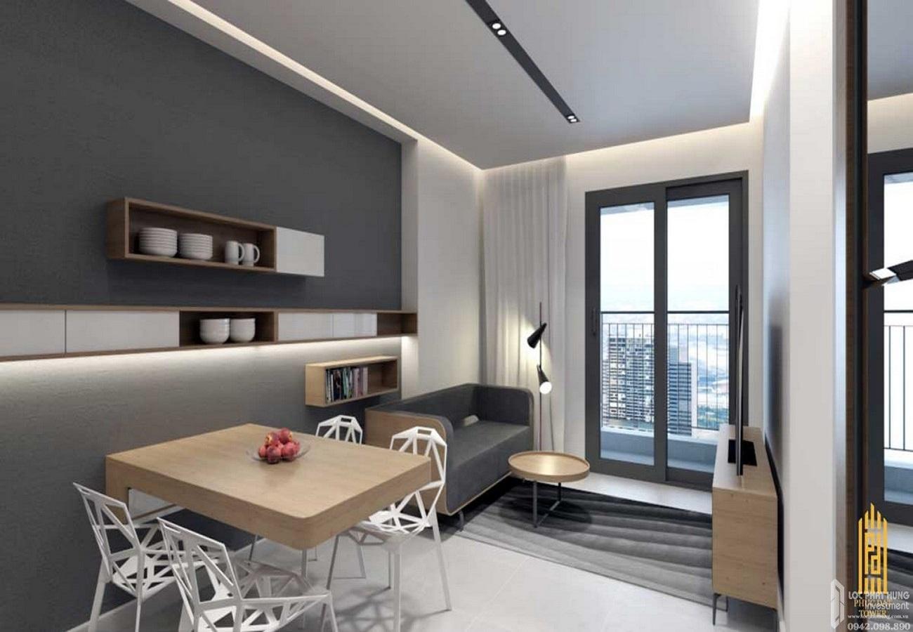 Nhà mẫu dự án căn hộ chung cư Phúc Đạt Tower Dĩ An Đường Quốc lộ 1K chủ đầu tư Phúc Đạt