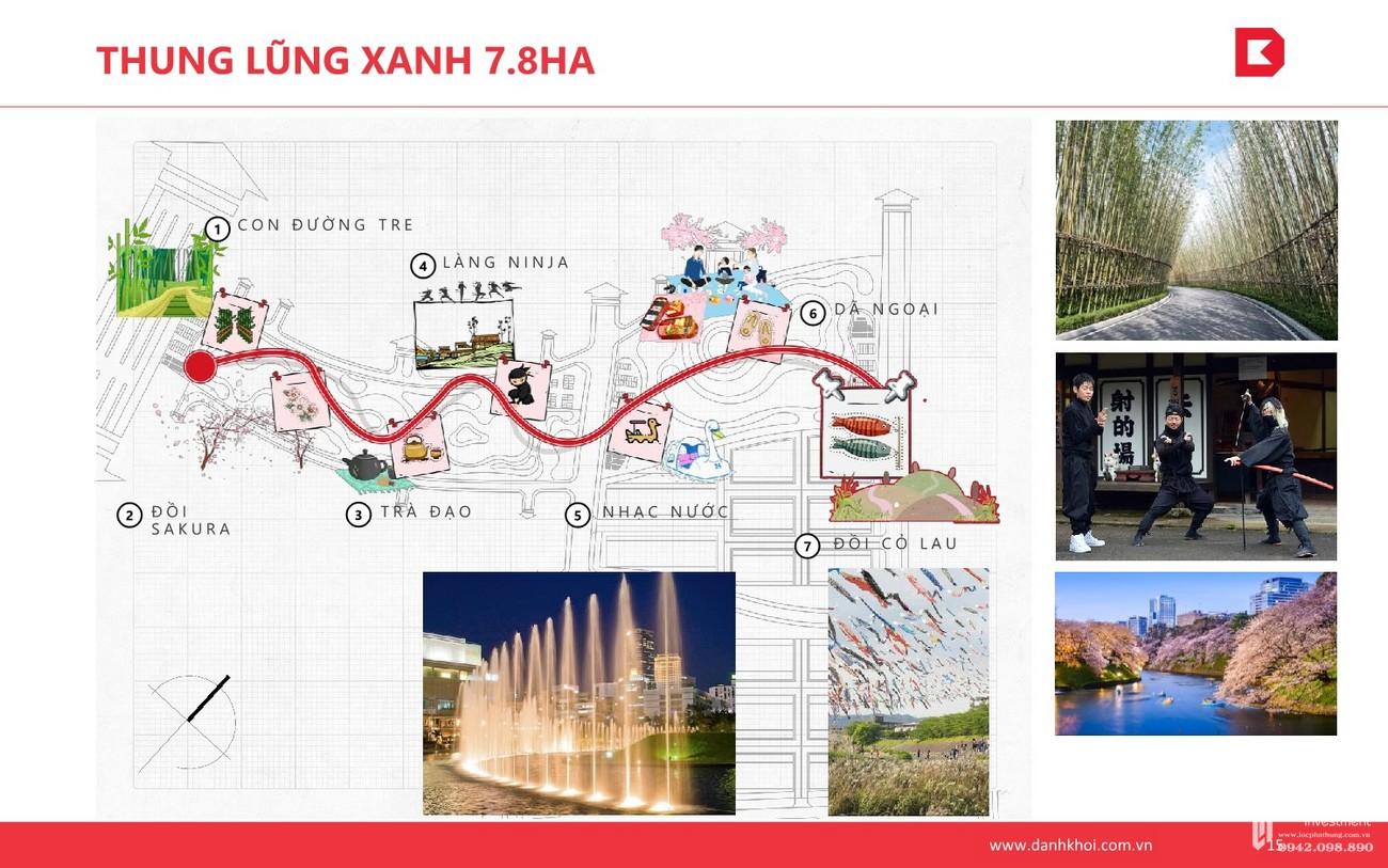 Bản đồ tiện ích dự án Takashi Ocean Suite Quy Nhơn chủ đầu tư Phát Đạt