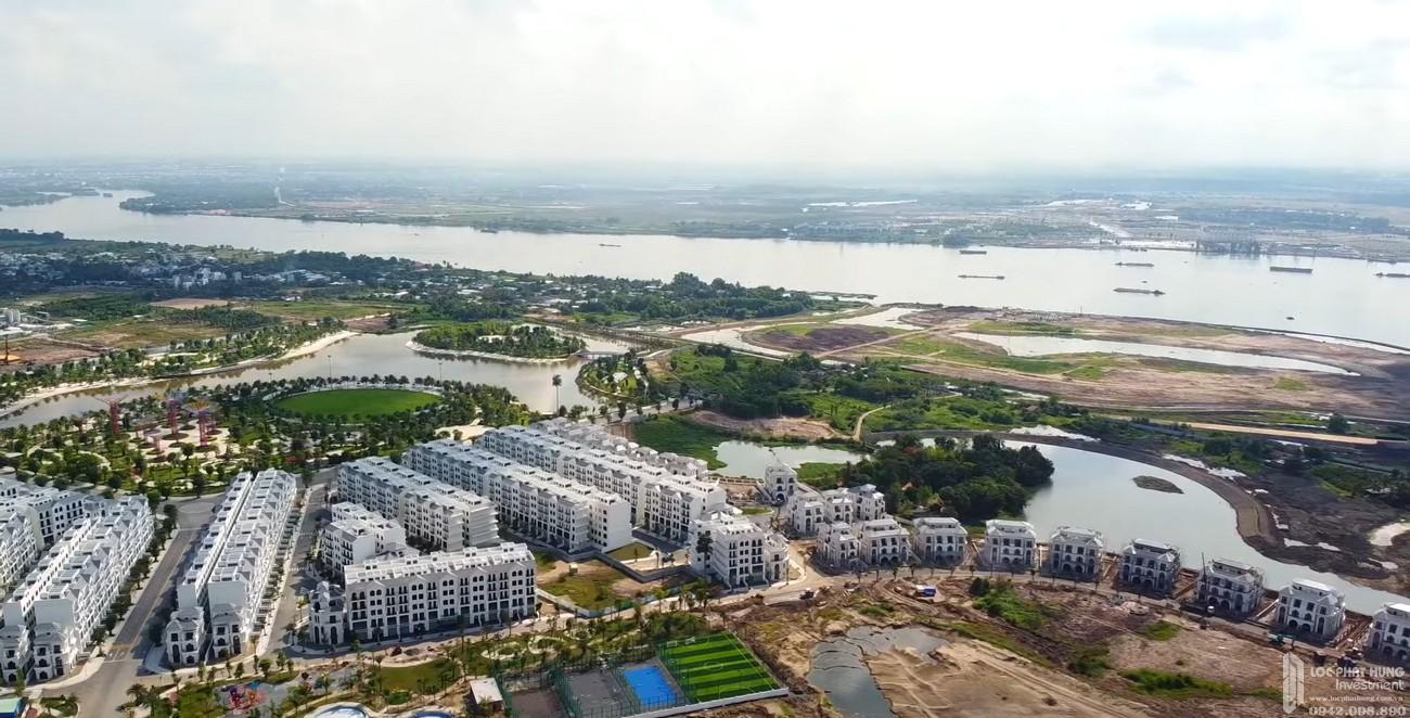 Tiến độ xây dựng Vinhomes Grand Park Quận 9 Đường Nguyễn Xiển chủ đầu tư Vingroup