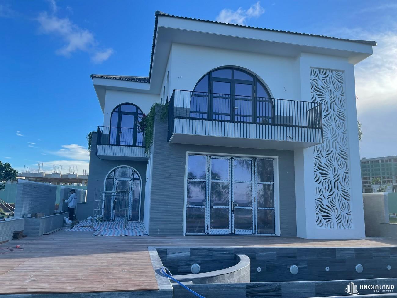 Tiến độ dự án căn hộ nghỉ dưỡng chung cư Grand Mercure Hội An Điện Bàn chủ đầu tư Xuân Phú Hải