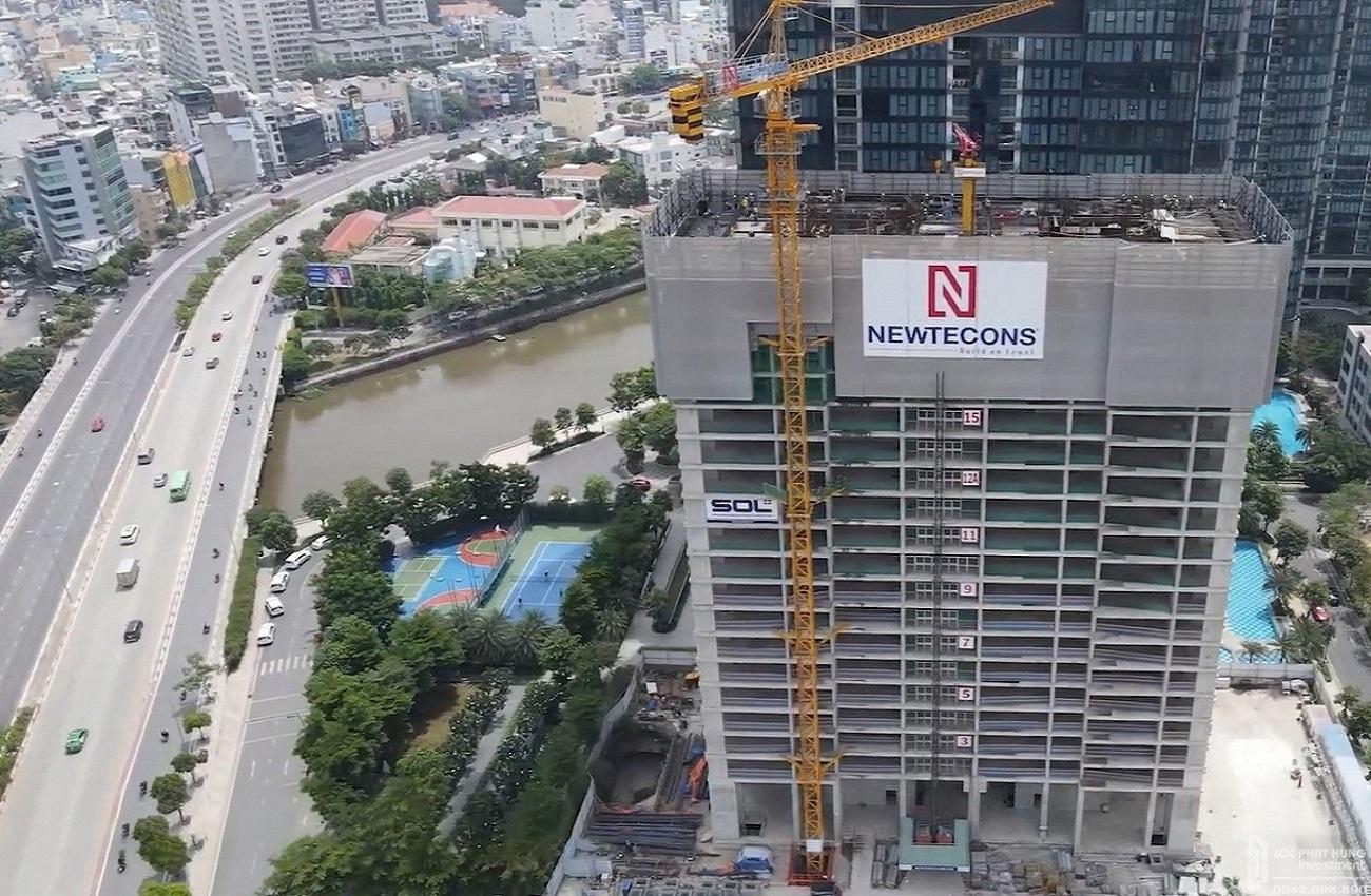Nhà thầu xây dựng Grand Marina Saigon – Newtecons