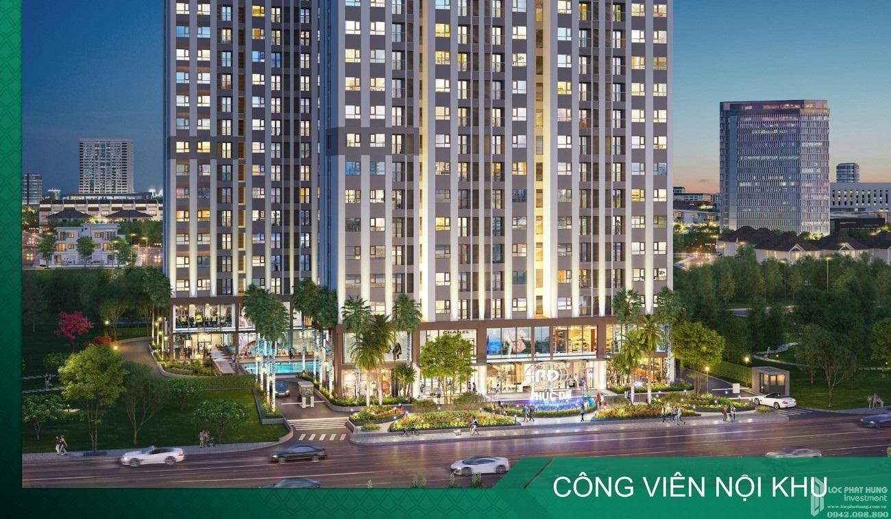 Tiện ích dự án căn hộ chung cư Phúc Đạt Tower Dĩ An Đường Quốc lộ 1K chủ đầu tư Phúc Đạt