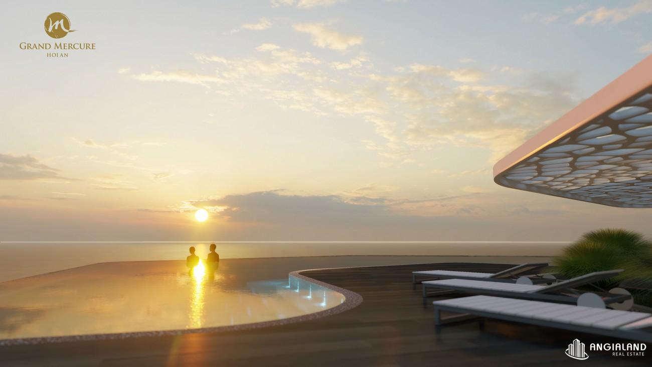 Tiện ích dự án căn hộ nghỉ dưỡng chung cư Grand Mercure Hội An Điện Bàn chủ đầu tư Xuân Phú Hải
