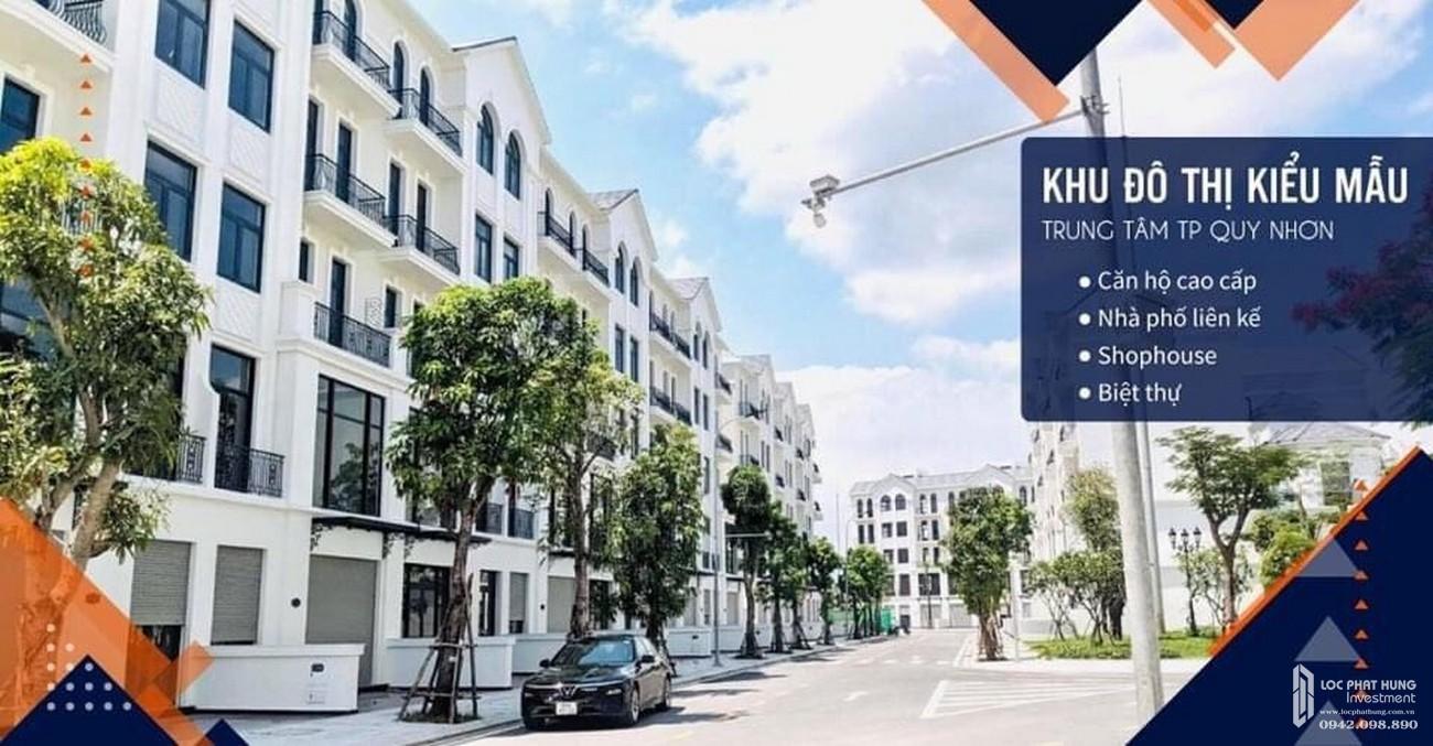 Giới thiệu đô thị kiểu mẫu Richmond Quy Nhơn - chủ đầu tư Hưng Thịnh