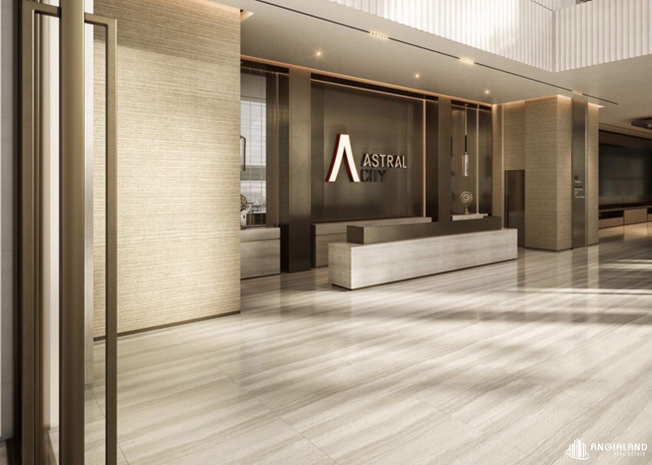 Sales Gallery 5 sao 3 triệu đô của dự án Astral City sắp được ra mắt