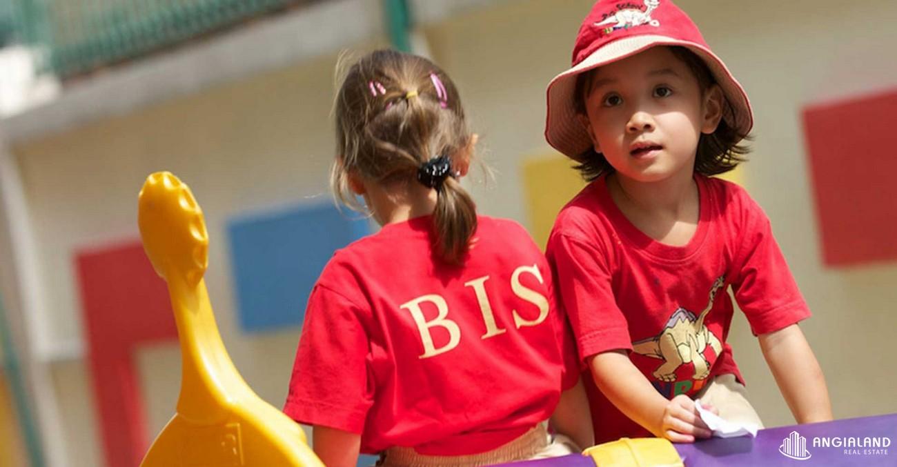 Khu vui chơi trẻ em dự án King Crown City Thủ Đức