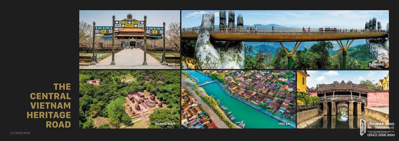 Điểm tham quan du  lịch khi đến với Malibu Hoi An