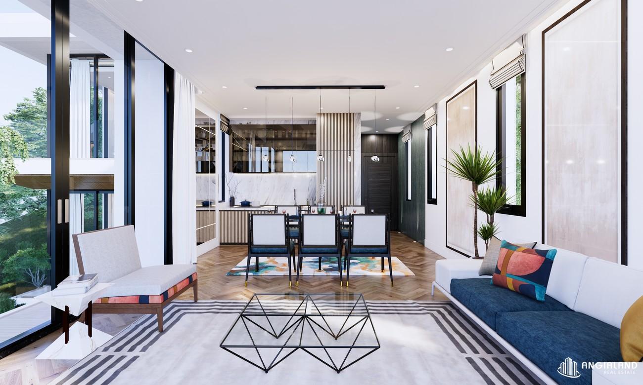 Nhà mẫu dự án biệt thự nghỉ dưỡng chung cư Casa Marina Premium phuong ghenh rang Đường Quốc Lộ 1D chủ đầu tư BCG Land Group