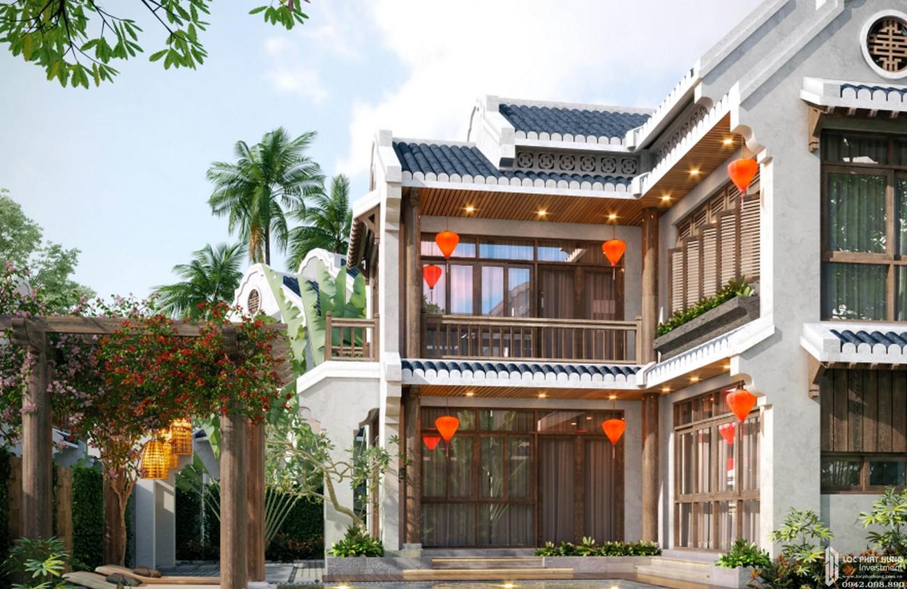 vNhà mẫu dự án căn hộ nghĩ dưỡng Hội An D'or Hội An Đường Cẩm Nam chủ đầu tư Bamboo Capital