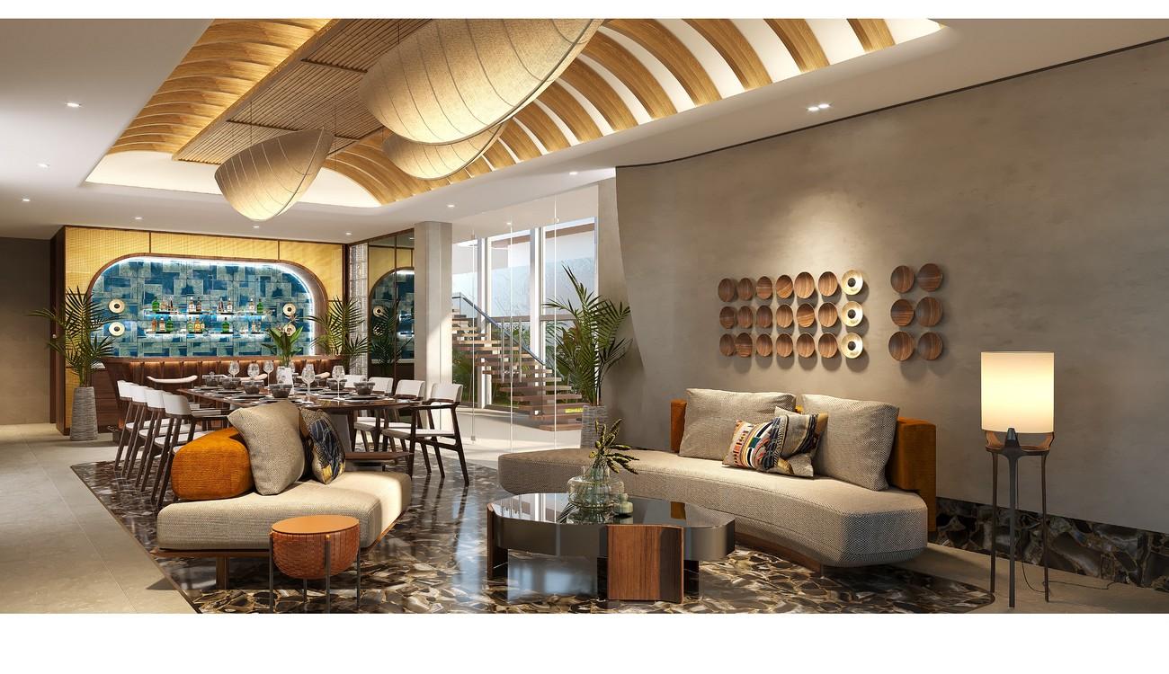 Nhà mẫu dự án căn hộ nghỉ dưỡng chung cư Grand Mercure Phan Thiết