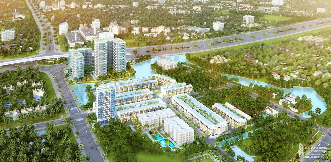 Giới thiệu tổng thể dự án MT Eastmark City quận 9