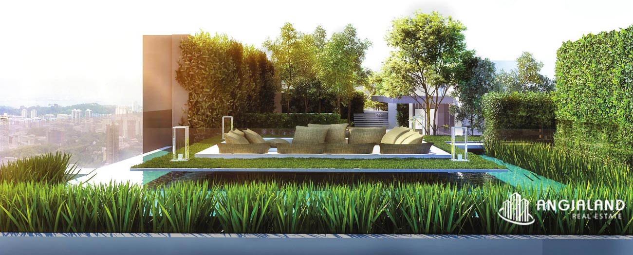 Sky Garden Asiana Riverside Quận 7