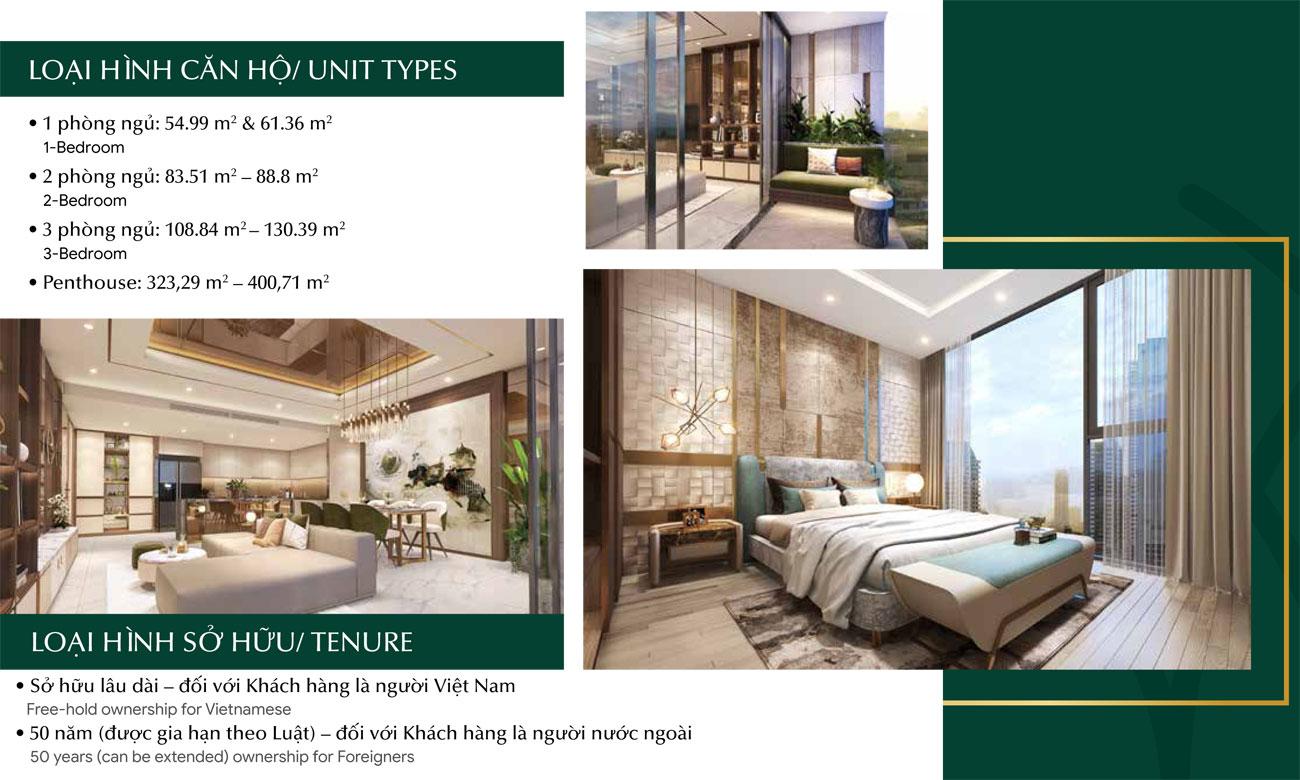 Thiết kế dự án căn hộ chung cư Thảo Điền Green Quận 2