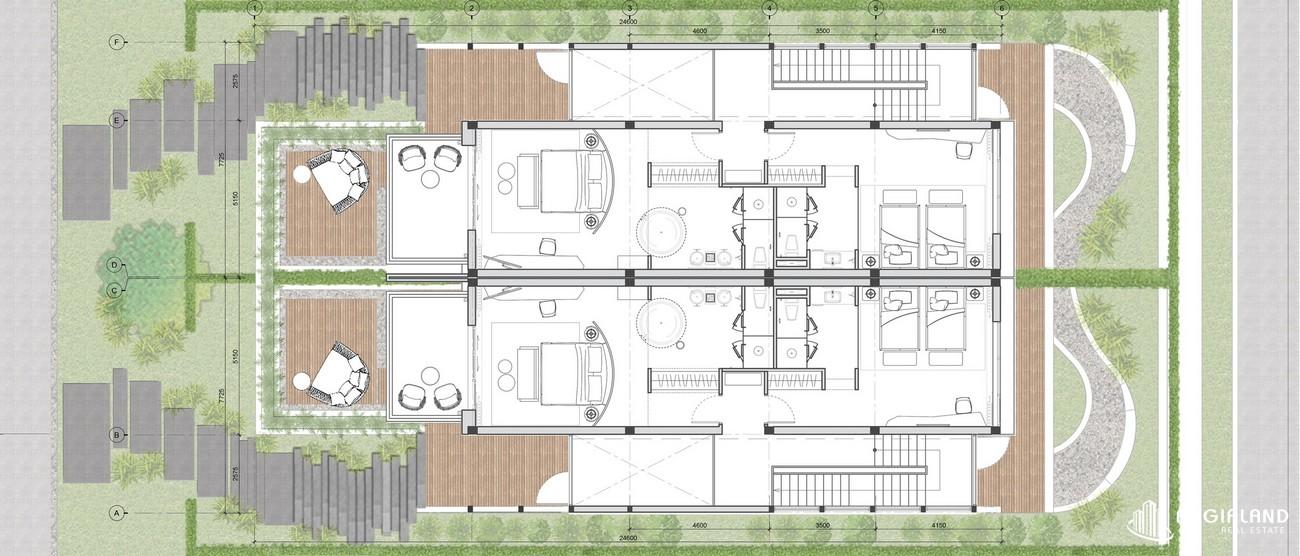 Thiết kế dự án căn hộ nghỉ dưỡng Grand Mercure Hội An