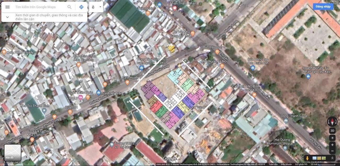 Tiến độ xây dựng tháng 09/2020 Imperium Town Nha Trang